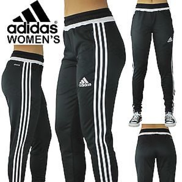 womens skinny adidas joggers